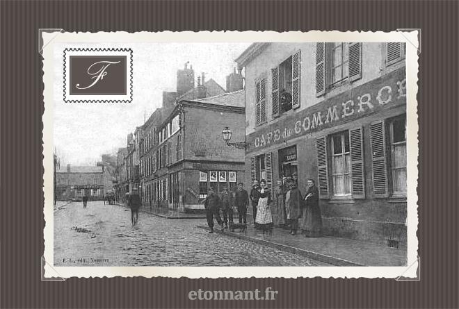 Carte postale ancienne de Vouziers (08 Ardennes)