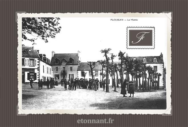 Carte postale ancienne de Morlaix (29 Finistère)