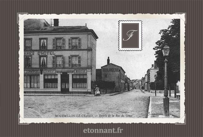 Carte postale ancienne : Mourmelon-le-Grand