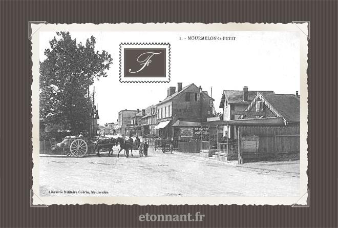 Carte postale ancienne : Mourmelon-le-Petit