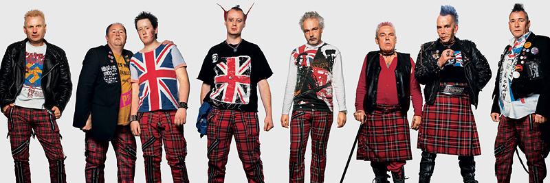 fans de Sex Pistols