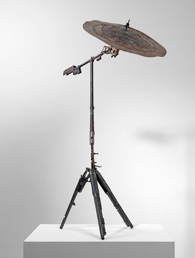 instrument de musque avec armes