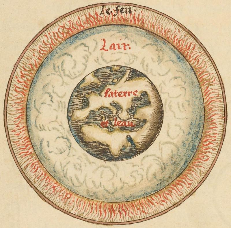 globe terrestre, univers