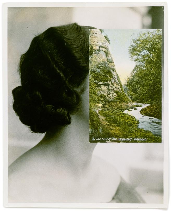 collages de John Stezaker