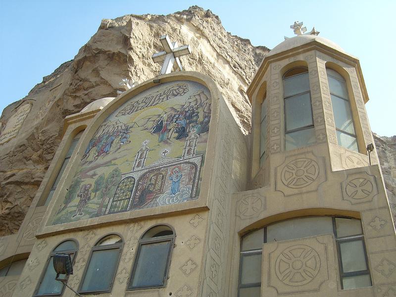 église de Saint-Simon au Caire
