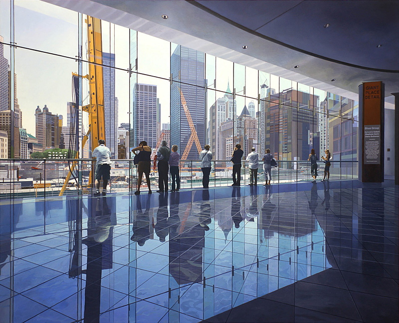 newyork reflets