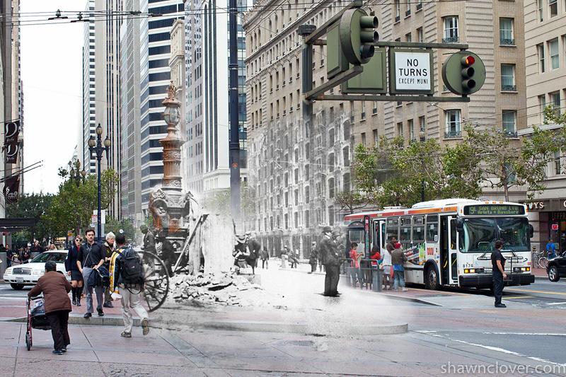 San Francisco, tremblement de terre