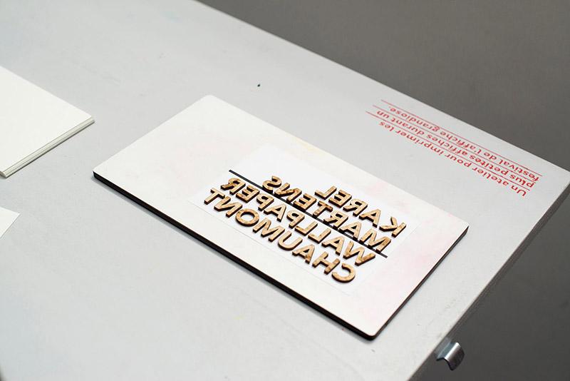 presse à imprimer miniature