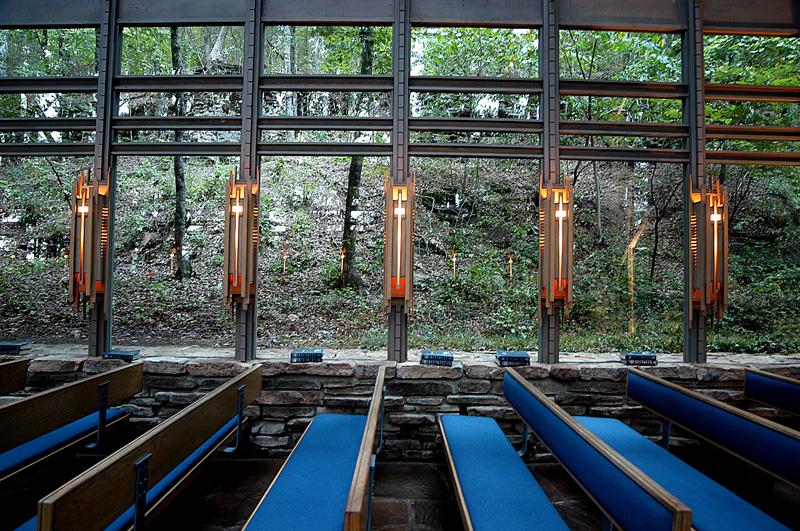 chapelle de verre
