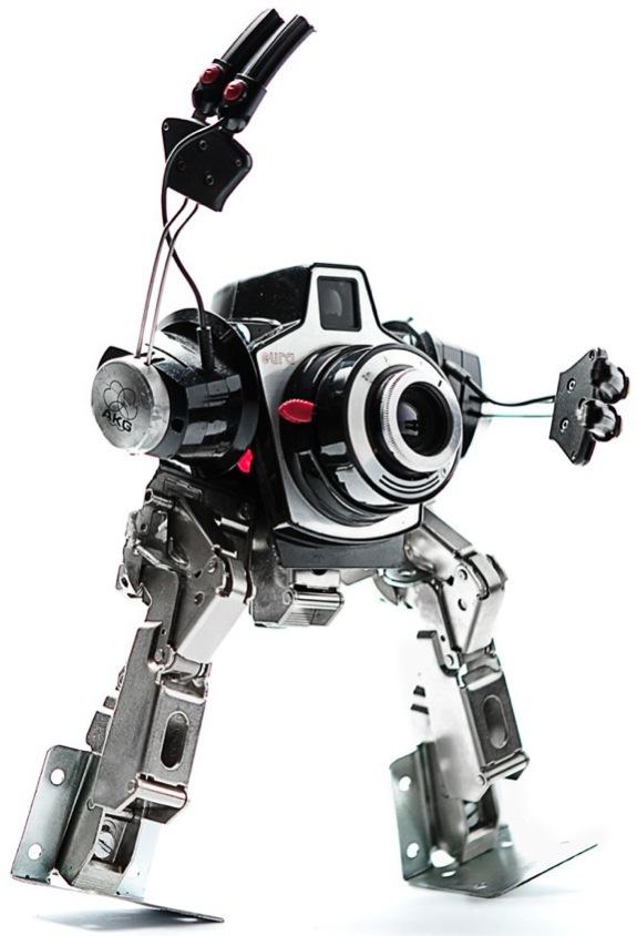 sculpture mécanique
