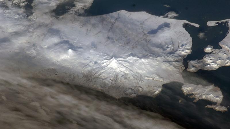 volcan shishaldin