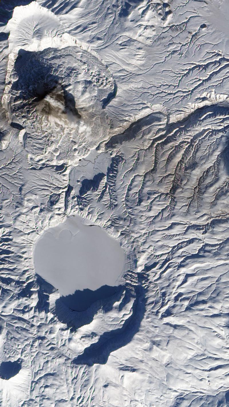 volcan karymsky