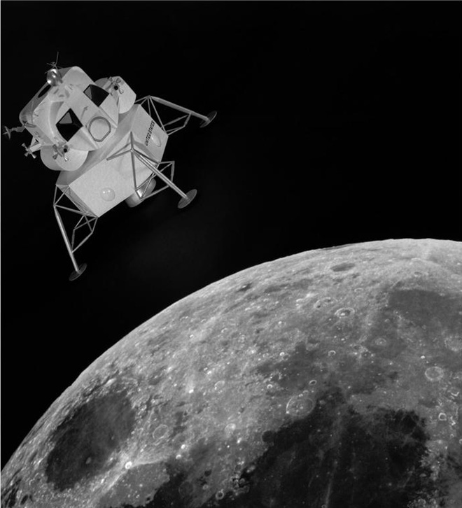 maquette de la NASA