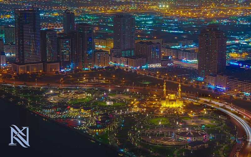 paysage urbain de Dubaï