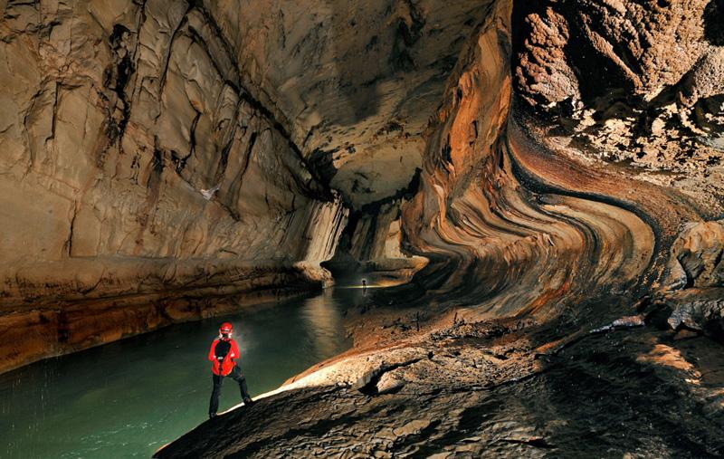grotte géante
