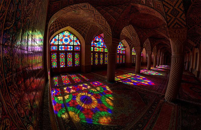 mosquée kaleidoscope