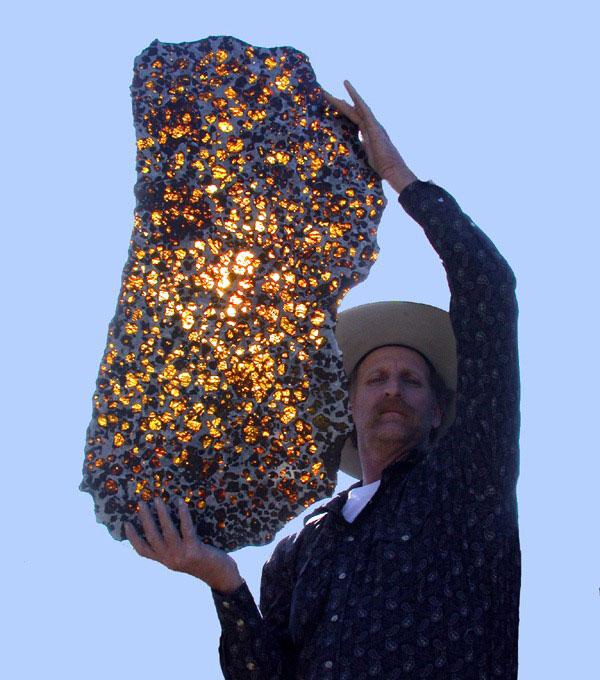 météorite fukang
