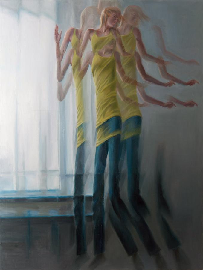 peinture Deenesh Ghyczy