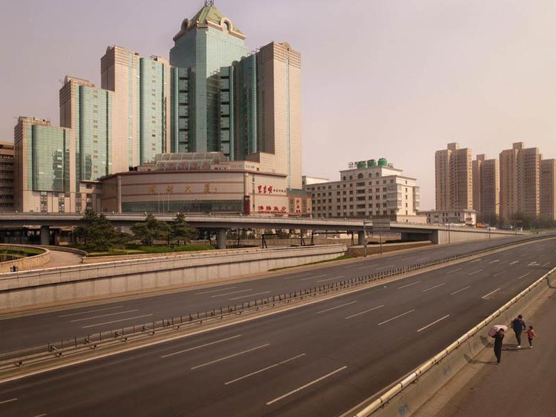 Périphérique vide, Pékin