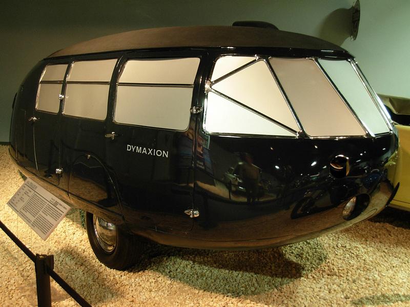La dymaxion, prototype d'une voiture révolutionnaire
