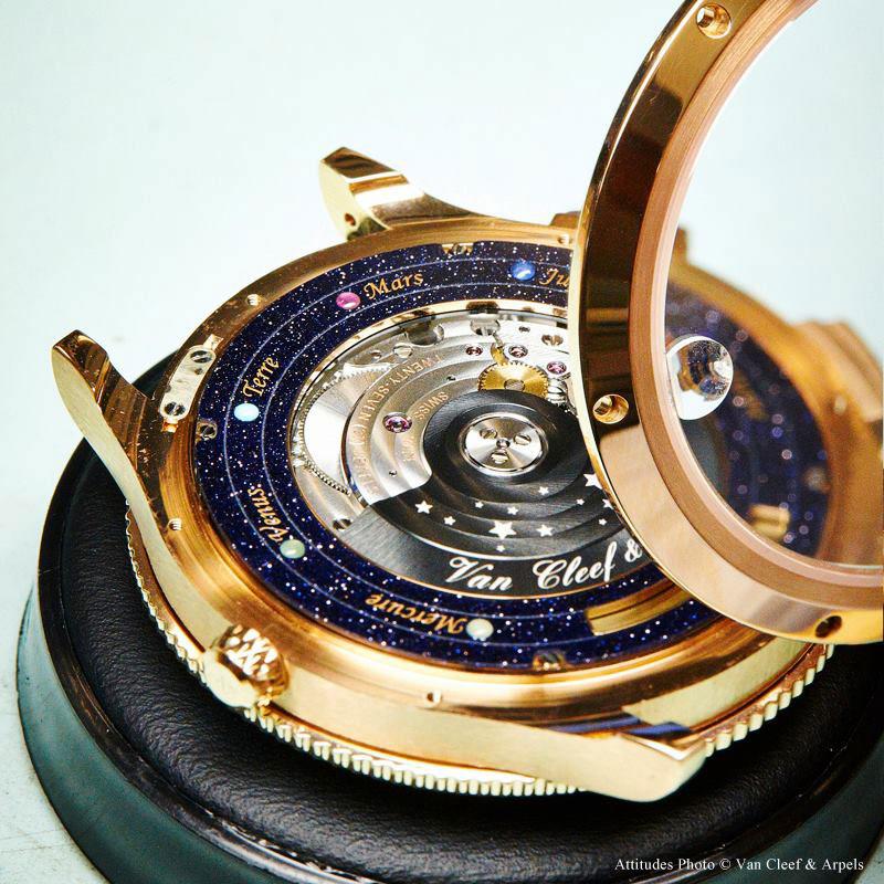 montre astronomique