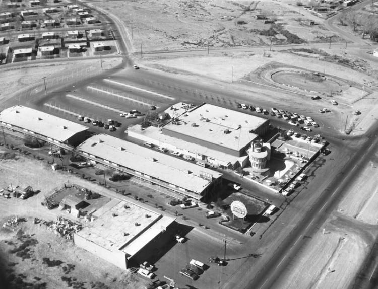 Las Vegas en 1959