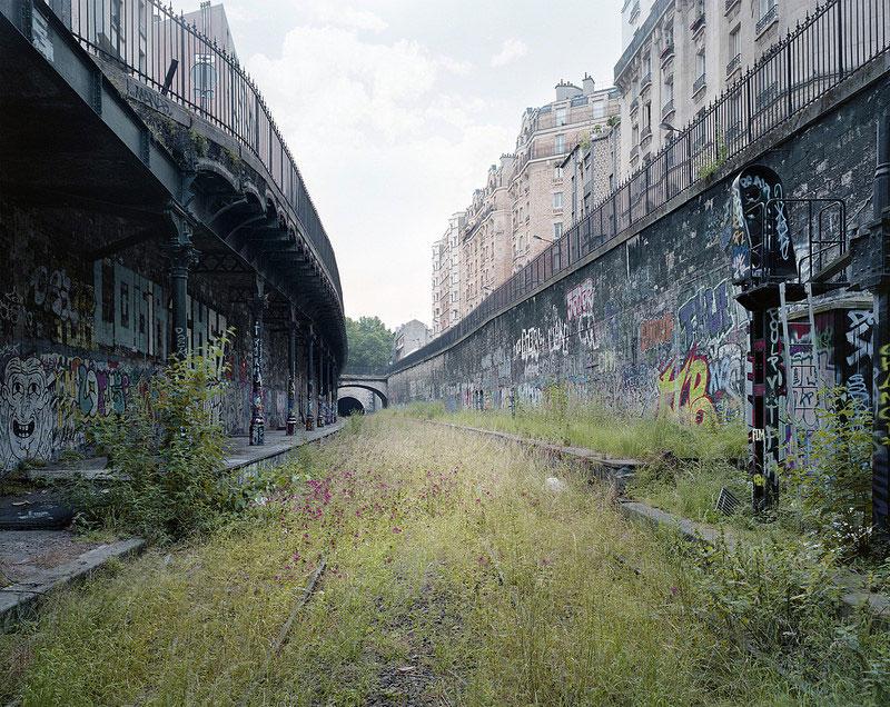 chemin de fer de la Petite Ceinture