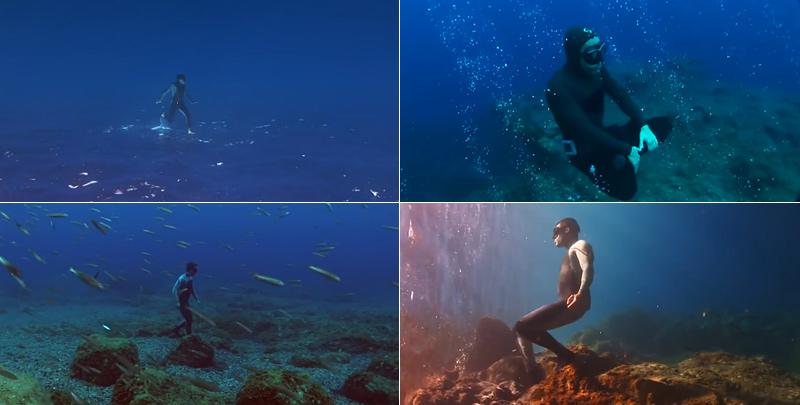apnéistes The Ocean Brother