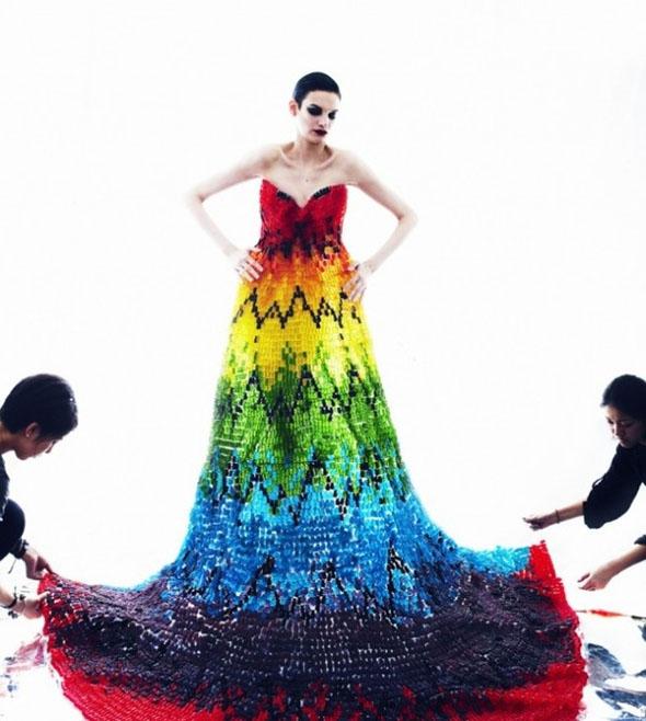 robe avec ferment de vin