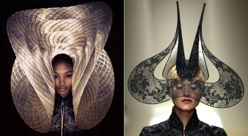 chapeaux étonnants de Philip Treacy
