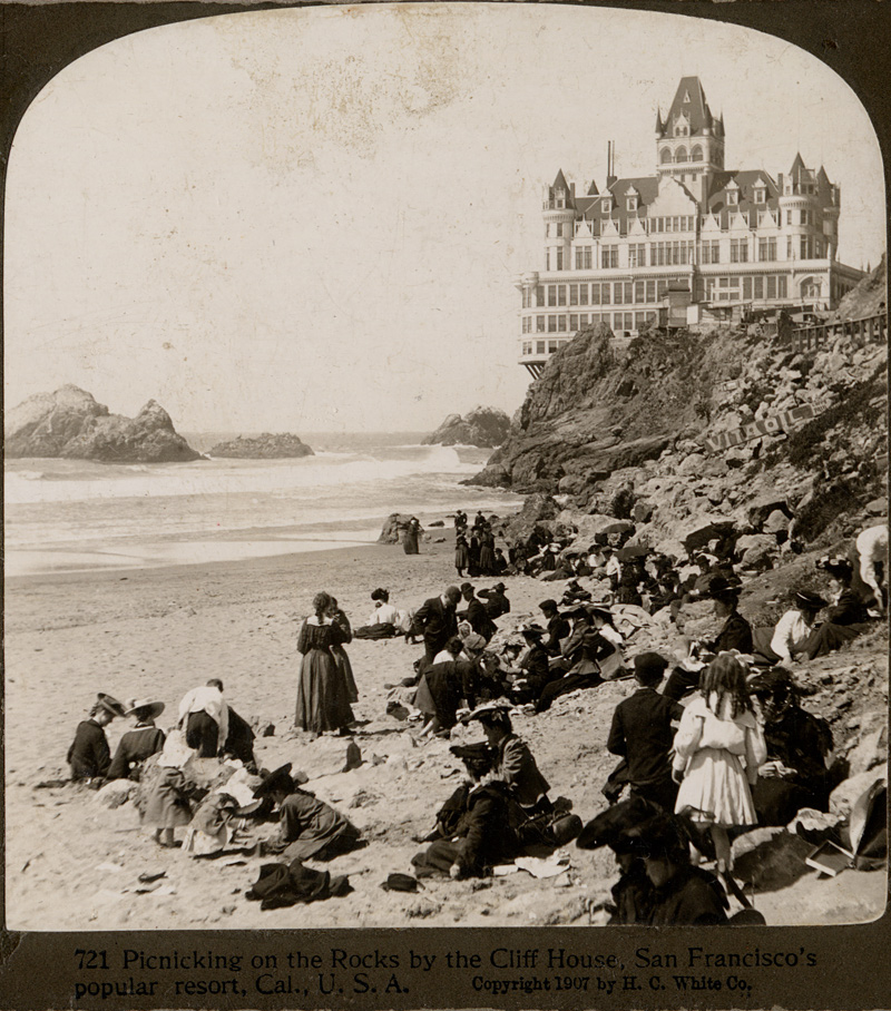 Le Cliff House de San Francisco