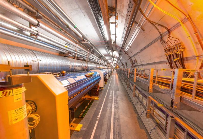 LHC, le grand collisionneur de hadrons
