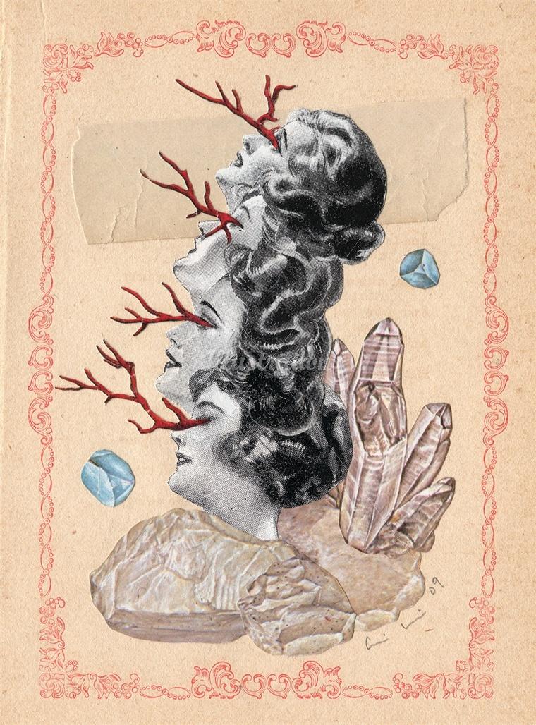 Collages d'Alexis Anne Mackenzie