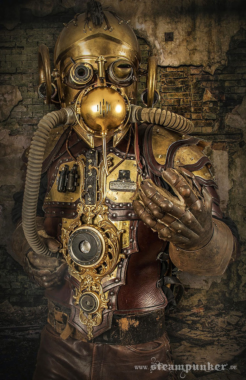 costume steampunk
