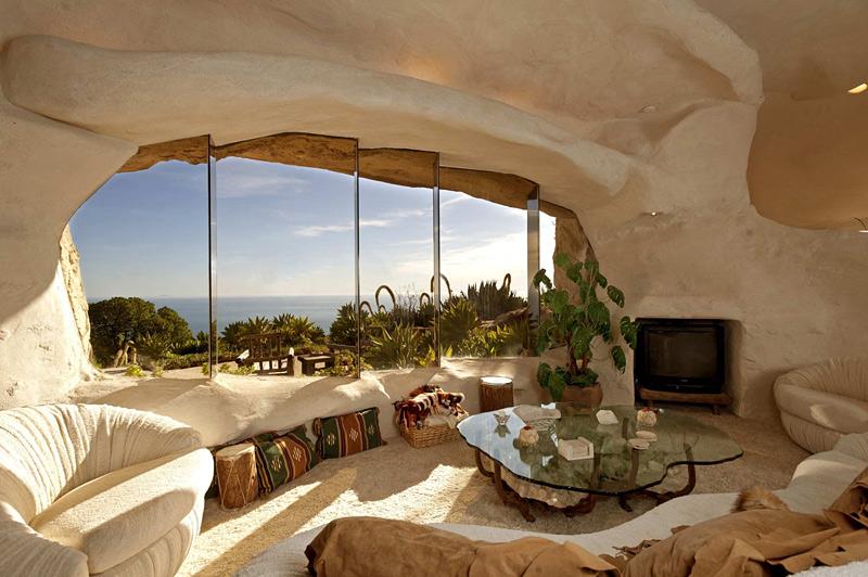 maison troglodytique à Malibu