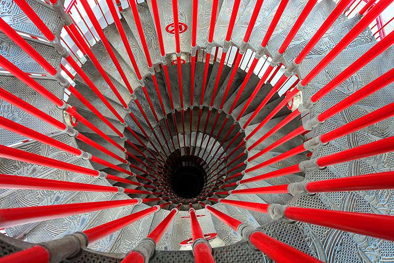 escalier en colimaçon