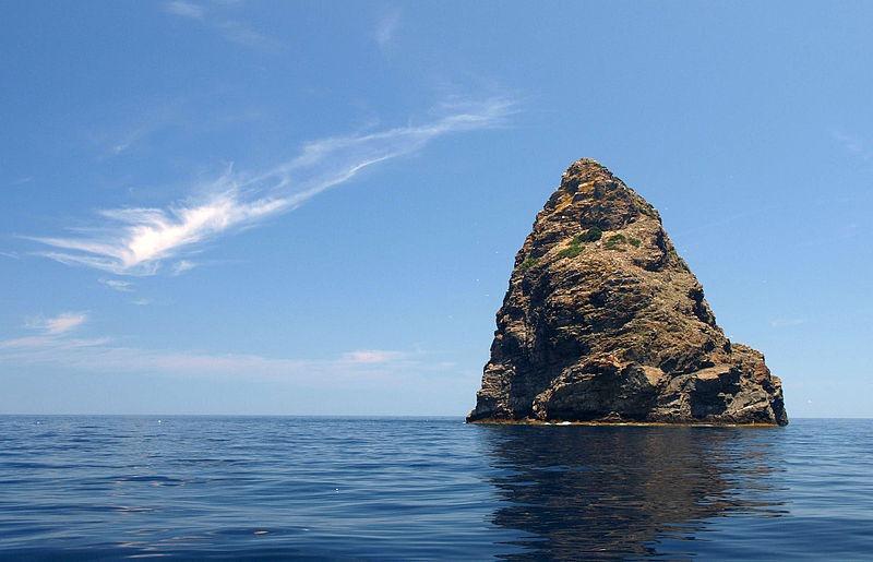 Jabuka, l'île magnétique