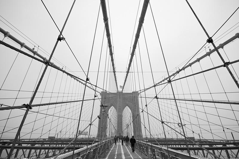 Pont De Brooklyn, New-York