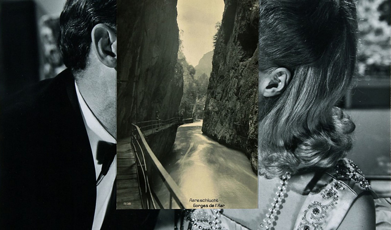 collage de John Stezaker
