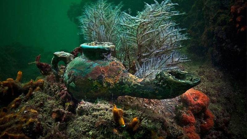 Archéologie sous-marine en Egypte