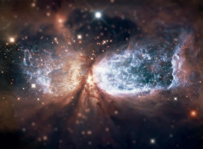 galaxie miniature