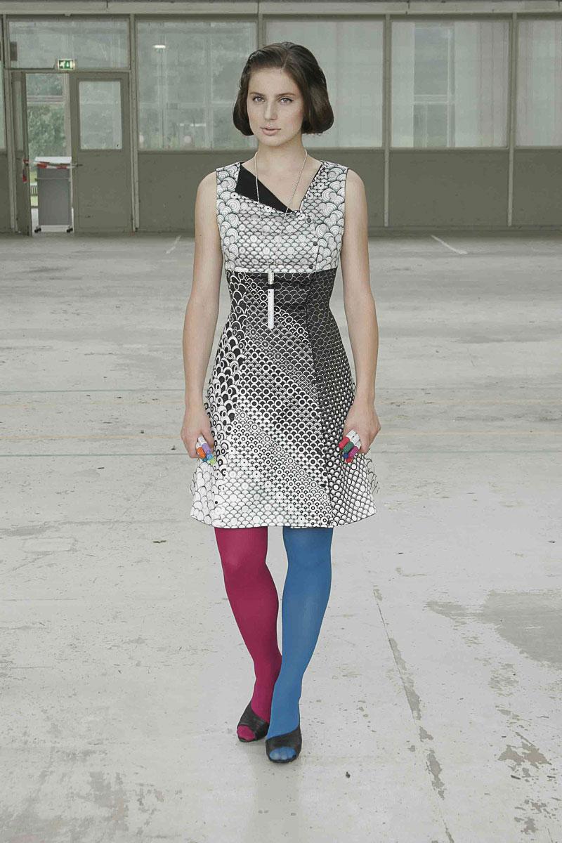 robe à colorier