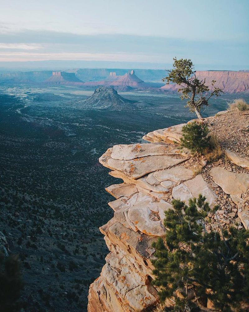 La Sal Mountains, Chaîne de montagnes dans l'Utah