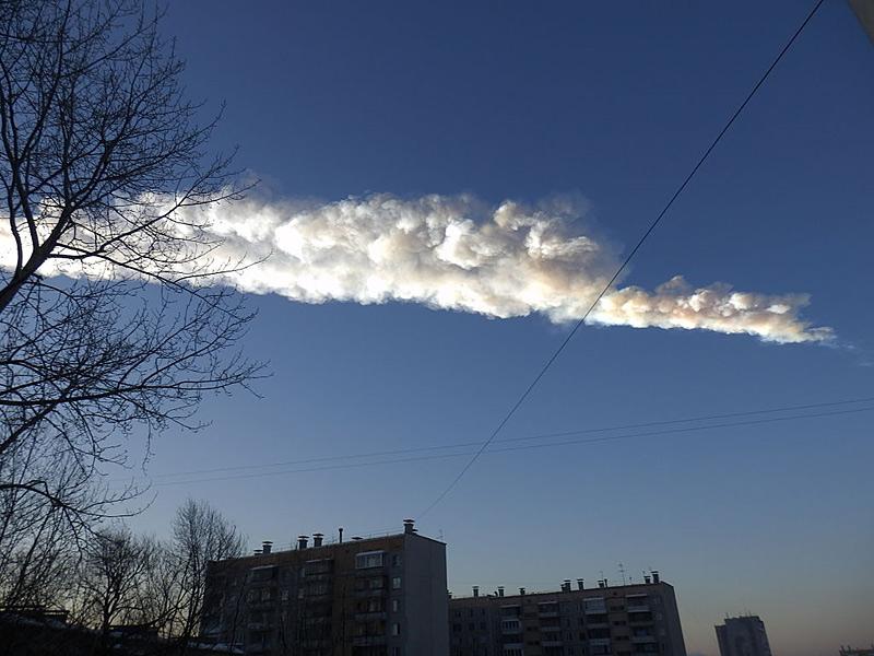 Superbolide de Tcheliabinsk