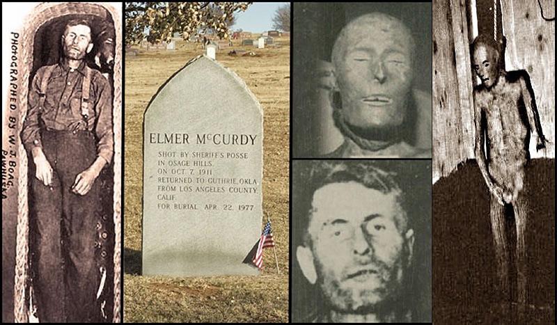 Elmer Mc Curdy