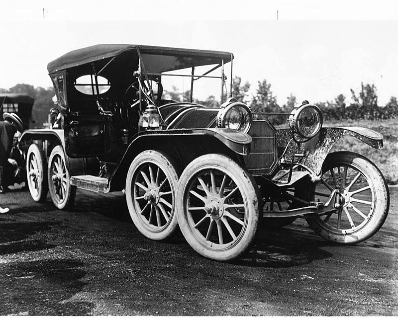 Octoauto de 1911
