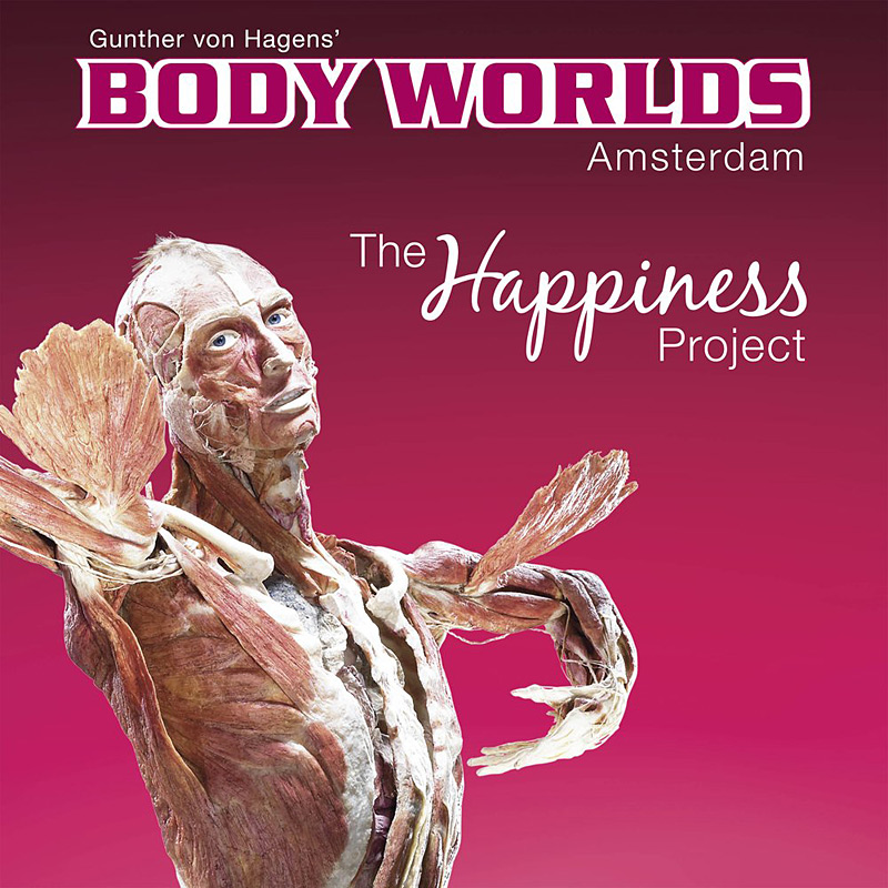 Body Worlds, Amsterdam