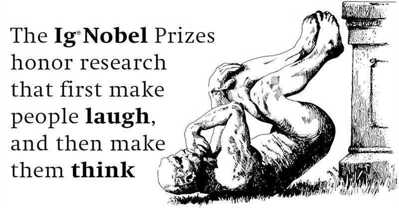 Prix Ignobel ou Ig-Nobel