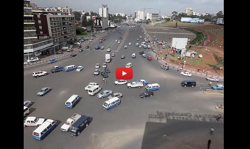 Mesqel Adebabay à Addis-Abeba