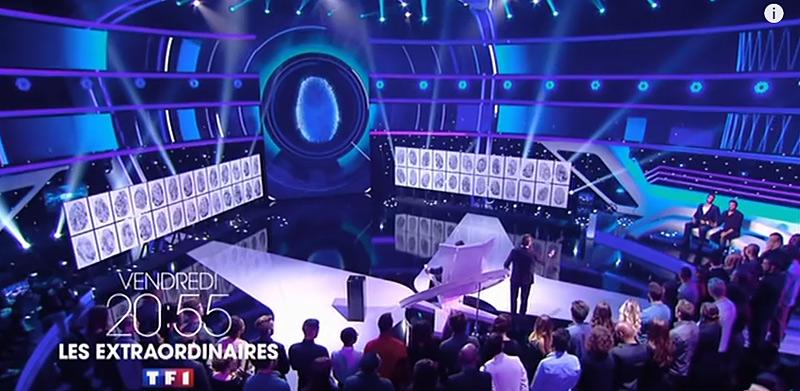 Les extraordinaires TF1